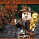 Lego Indiana Jones: The Boulder Cave